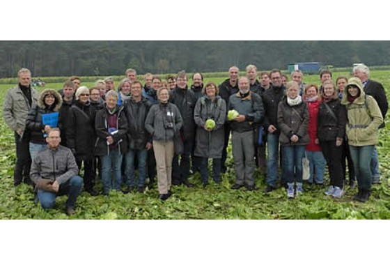 "IOBC-WPRS WG ""integrated Protection in Field Vegetables"""