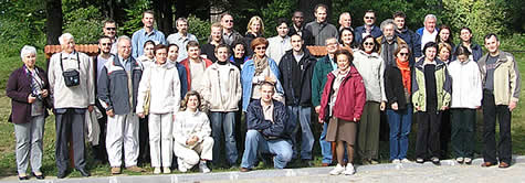 WG Meeting 2004, Bialowieza, Poland
