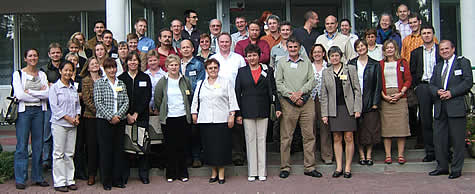 WG Meeting 2005, Warsaw, Poland