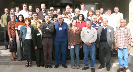 WG Meeting 2007, Jerusalem
