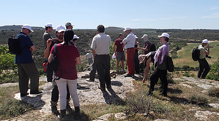 "IOBC-WPRS Working Group ""Landscape management for functional biodiversity"", Meeting 07.-10.05.2012, Lleida, Spain"