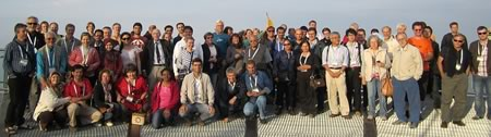 "IOBC-WPRS Working Group ""Pheromones and other semio-chemicals in integrated production"", Bursa, Turkey, 2012"