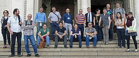 "7th Meeting of the IOBC-WPRS Working Group ""GMOs in Integrated Plant Production"", Agrobioinstitute (ABI), Sofia, Bulgaria, 01-03 June 2015"