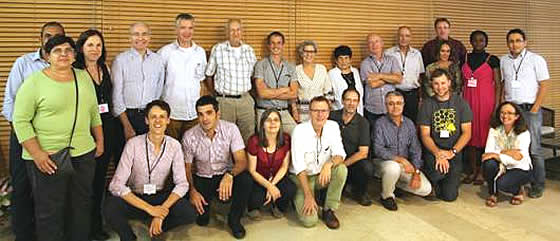 "9th Meeting of the IOBC-WPRS Working Group ""Integrated Control in Protected Crops, Mediterranean Climate"": Pest Management in an Ever-Changing World, 11.-15.10.2015, Rehovot, Israel"