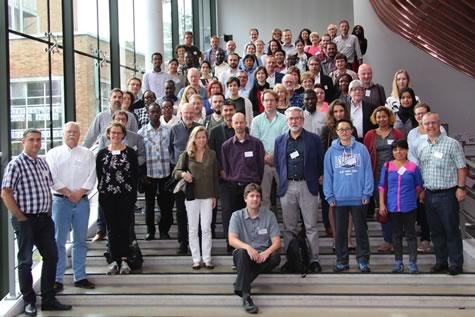"8th Meeting of the IOBC-WPRS Working Group ""GMOs in Integrated Plant Production"", 04-06 Sepember 2017, Ghent, Belgium"