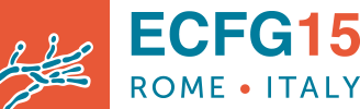 15th European Conference on Fungal Genetics (ECFG15), 17.-20.02.2020, Rome, Italy.