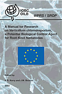 A Manual for Research on Verticillium chlamydosporium, a Potential Biological Control Agent for Root-Knot Nematodes