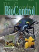 Biological control using invertebrates and microorganisms: plenty of new opportunities