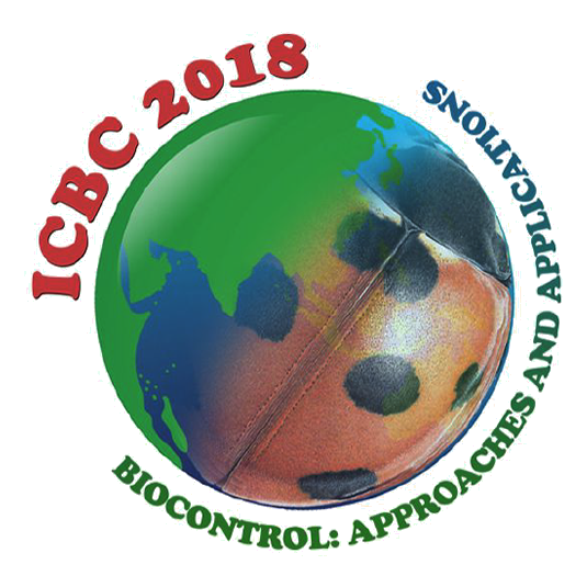 1st International Conference on Biological Control - ICBC2018, 27-29 September 2018, Bengaluru, India.