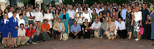 WG Meeting 2009, Córdoba, Spain