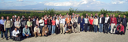 WG Meeting 2007, Catania, Italy