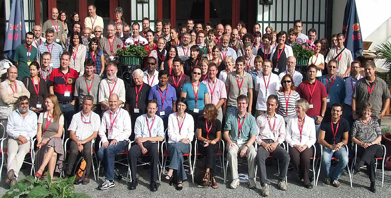 WG Meeting 2008, Interlaken, Switzerland