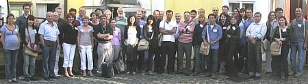 "IOBC-WPRS Working Group ""Integrated Control of Plant-Feeding Mites"", Cesky Krumlov, Czech Republic, 2011"