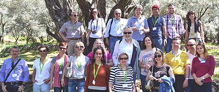 "6th meeting of the IOBC-WPRS Working Group ""Integrated Protection of Olive Crops"", Kalamata, Greece, 11-14 May 2015"