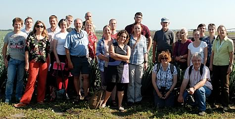 "IOBC-WPRS meeting of the Working Group ""integrated Protection in Field Vegetables"", 23-25 September, Bergerac, France"
