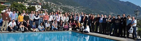 "IOBC-WPRS Working Group ""Integrated Protection and Production in Viticulture"", Ascona, Switzerland, 2013"