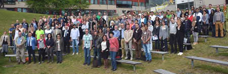 "13th Meeting of the IOBC-WPRS Working Group ""Biological control of fungal and bacterial plant pathogens""; Biocontrol of Plant Diseases: From the field to the laboratory and back again, SLU-Uppsala, Sweden, 15.-18.06.2014"