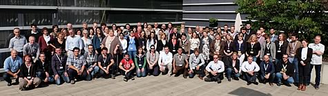 "Meeting of the working group ""Induced resistance in plants against insects and diseases"", 06-10 September 2015, Aachen, Germany."