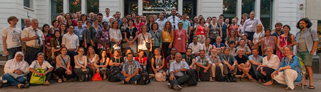 "Meeting of the IOBC-WPRS Working Group ""Biological control of fungal and bacterial plant pathogens""; ""Biocontrol and Microbial Ecology"" at Berlin (Germany), September 12-15, 2016"
