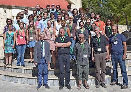 "IOBC-WPRS Working Group ""Pesticides and Beneficial Organisms"", Meeting 2016, 11-13 October, Chania, Crete"