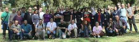 "8th meeting of the IOBC-WPRS Working Group ""Integrated Protection in Oak Forests"", Cordoba, Spain"