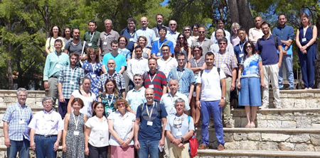 "6th meeting of the IOBC-WPRS Working Group ""Integrated Control of Plant-Feeding Mites"", 04.-07.09.2017, International Conference Center of the Mediterranean Agronomic Institute of Chania (MAICh), Greece"