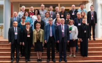 Participants at the joint EPPO/IOBC panel on BCA in Moscow (Russia), October 2017