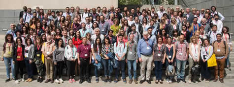 "XV Meeting of the IOBC-WPRS Working Group ""Biological and Integrated Control of Plant Pathogens"", 23.-26.04.2018, Lleida, Catalonia, Spain"