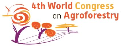 4th World Congress on Agroforestry, 20.-22.05.2019, Montpellier, France.