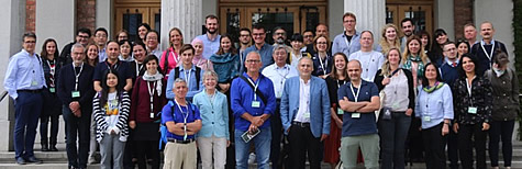 "7th meeting of the IOBC-WPRS Working Group ""Integrated Control of Plant-Feeding Mites"" at the University of Natural Resources and Life Sciences (BOKU) in Vienna, Austria, 16.-19.09.2019"
