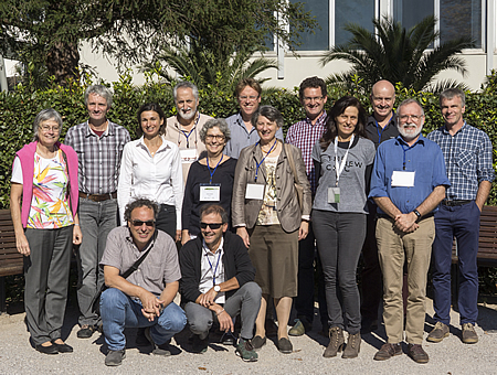 New IOBC-WPRS Council, General Assembly 2017, Riva del Garda, Italy