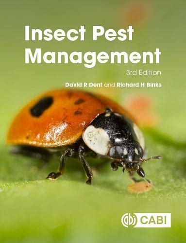 Insect Pest Management3rd Edition, November 2020By: David Dent, Dent Associates Ltd, UK, Richard Binks, FreshTec, UK